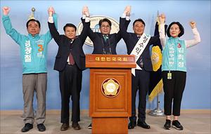 [지방선거] 바른미래당 박종진 '송파을 공천 확정'
