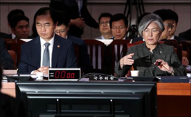 북미 벼랑끝 협상 속 순진한 문재인 정권의 외교술