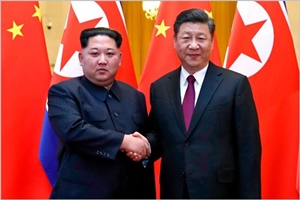 김정은, 벌써 3번째 방중…북미 후속협상 대응 협의 '촉각'
