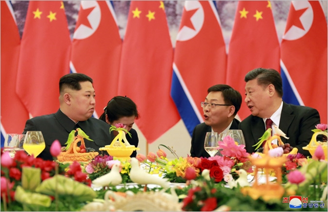 김정은 3차 방중…외교·민생행보 '시선집중'