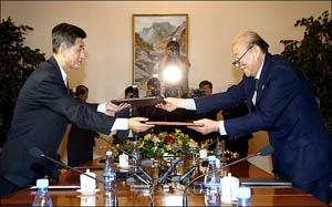 8월 22-26일 남북 이산가족 상봉
