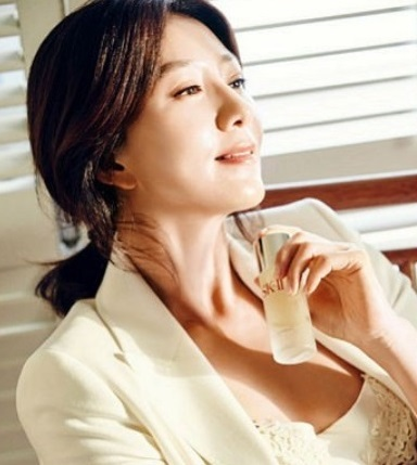 '미우새' 김희애, 아들 키우는 엄마의 카리스마 반전 미모