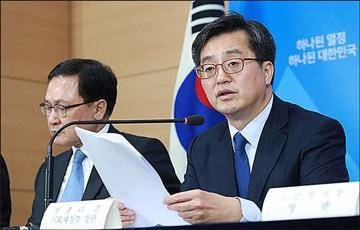 김동연 부총리의 '최저임금' 작심발언…그 속내는