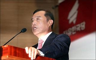 김병준 위원장, 보수 재건의 한 알의 밀알이 돼라