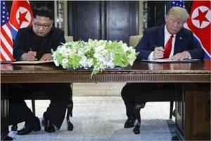 '장기전' 北 비핵화, 트럼프-김정은 정치적 업적 세우기?