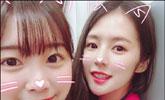 박기량-안지현 회식 셀카 공개 '27살 맞아?'