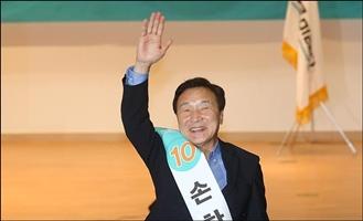 러닝메이트 잃은 손학규, '당권 불가론' 확산