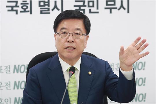 예산·경제통 김광림, 文정부 정책실패 꾸짖고 가르치고