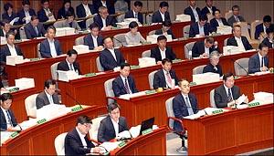 국회 예결위, 이틀째 2017 결산 종합정책질의
