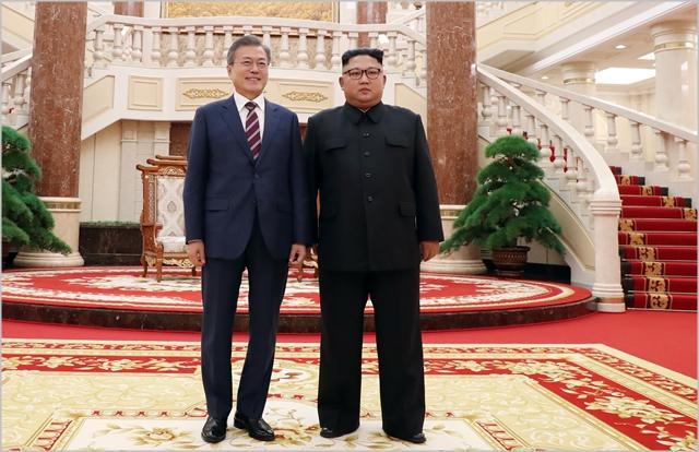 [3차 남북정상회담] 과연 김정은 목소리로