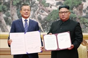 [3차 남북정상회담] 비핵화 '검증' 받고 트럼프에 공 넘긴 김정은