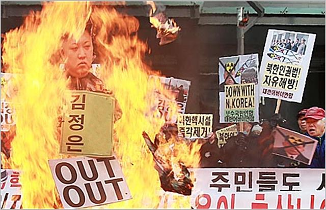 김정은 서울 방문예정…'보수사회 분노' 정점 찍나