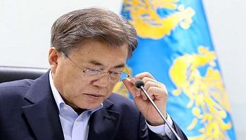 文대통령 지지율 62.4%…다시 '정체기' 들어서
