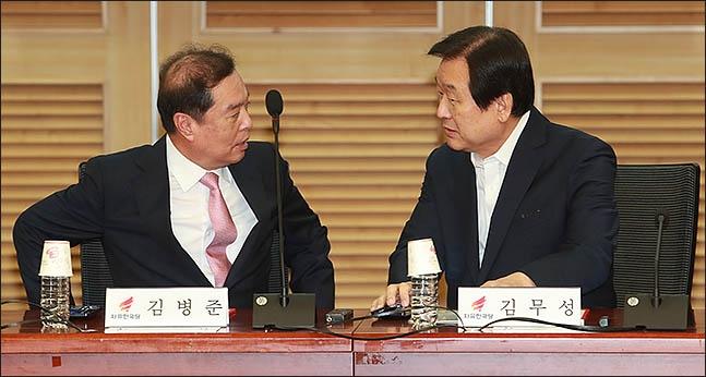김병준이 꼽은 '차기 당권 도전 바람직하지 않은 4인'은?