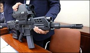 K-11복합소총이 국정감사에 등장한 이유?