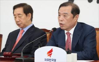 한국당 인적쇄신 주춤…정상화 '먼길'