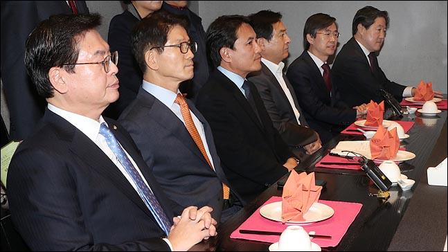 한국당 잔류파 중진