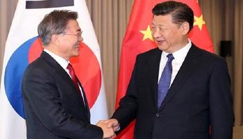 '北제재완화' 공들이는 文대통령…시진핑은 화답할까